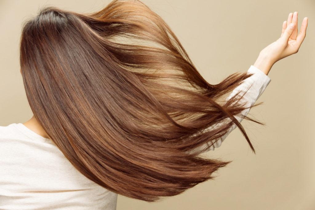 白木耳(シロキクラゲ)多糖体配合シャンプーの効果〈髪がサラサラふんわりに〉